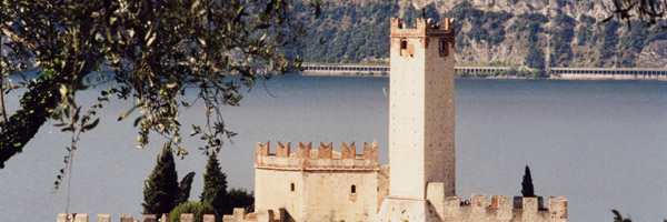 Popular places to visit in Malcesine